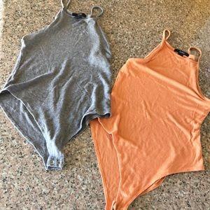 Forever 21 bodysuits